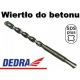 Wiertło do betonu SDS-Plus 16,0x600mm DEDRA WP1660